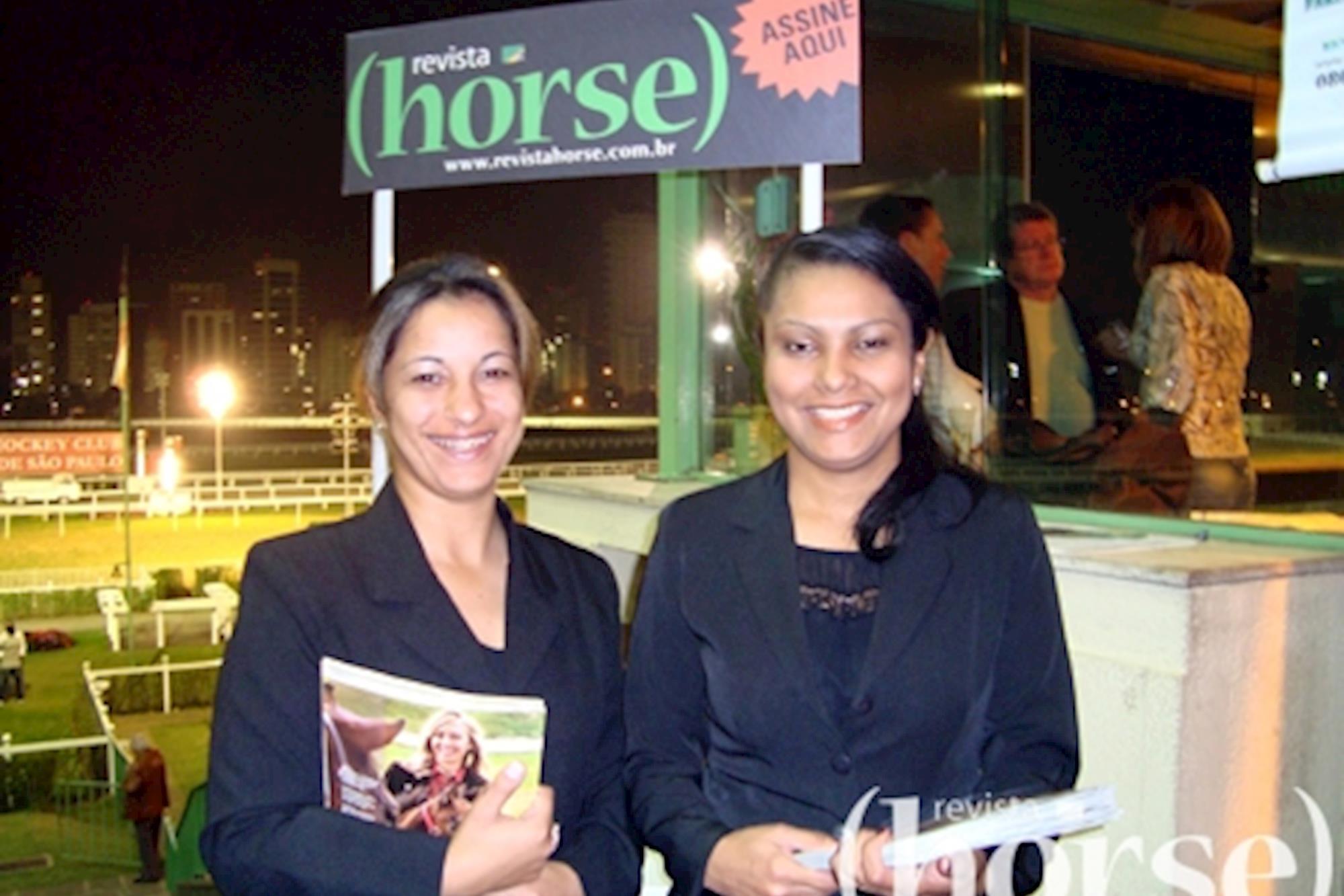 Lançamento da Revista Horse