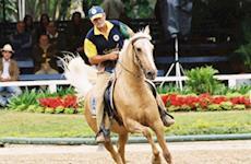 Mangalarga marca presença na Expoconquista