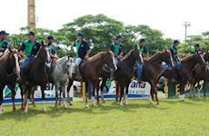Mangalarga realiza 10 eventos em abril