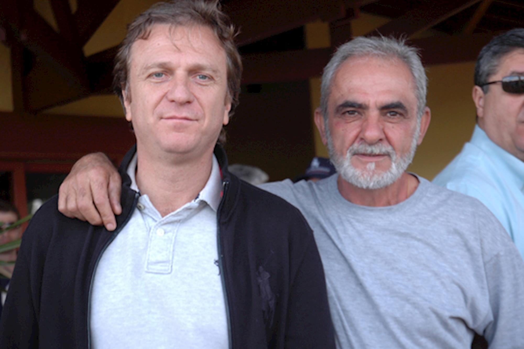 Nelson Braido e Dr. Jad, Leilão de Maio