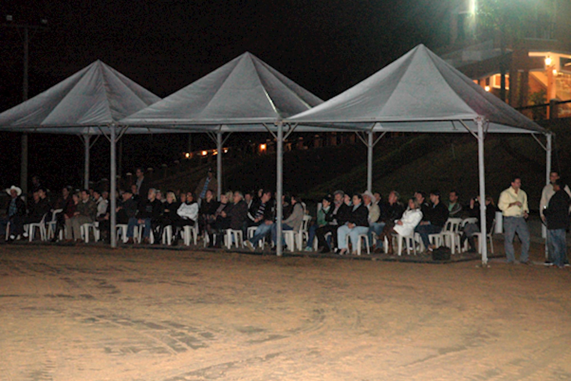 Jantar no Haras Lagoinha