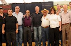 Criadores oficializam Associação do Pampa em SP