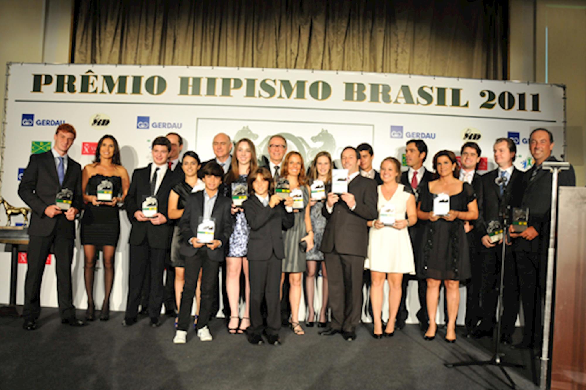 Prêmio Hipismo Brasil 2011