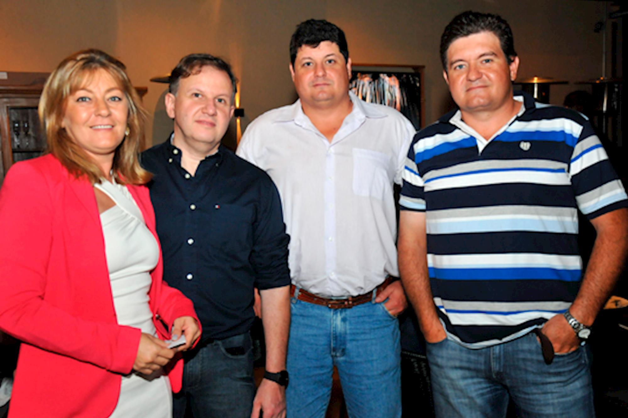 Escolha da nova diretoria do Pampasp