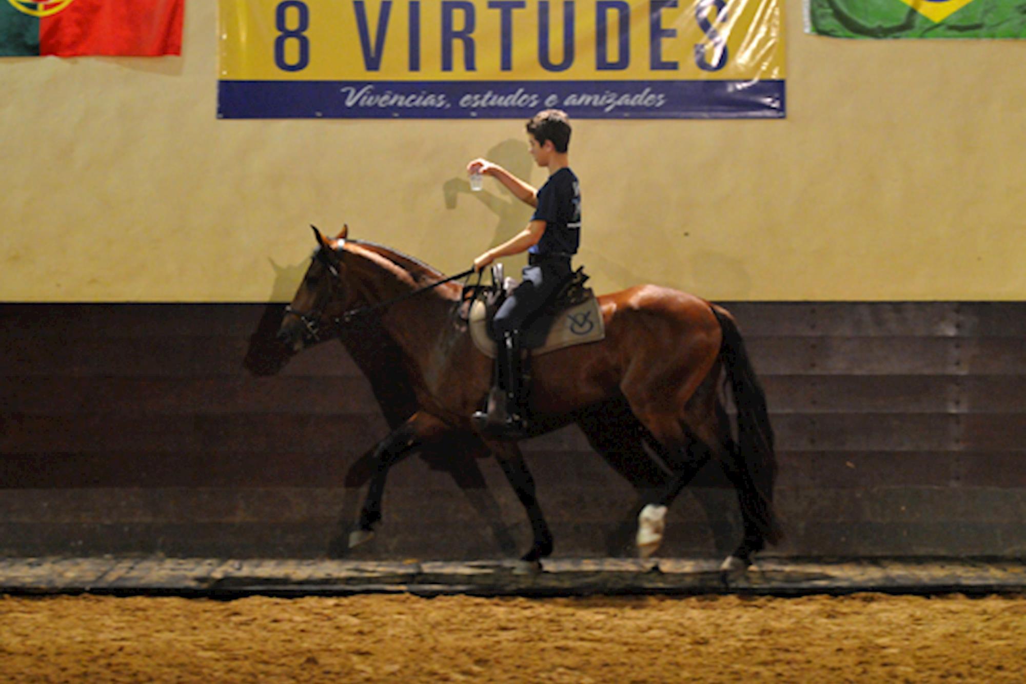Gravação do DVD 8 Virtudes