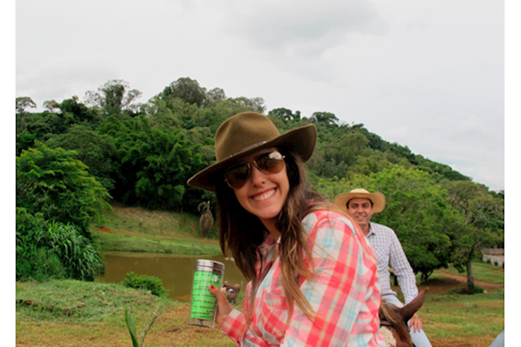 Cavalgada em Guaxupé (MG)