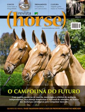 Revista Horse - Edição 58