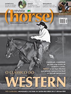 Revista Horse - Edição 21