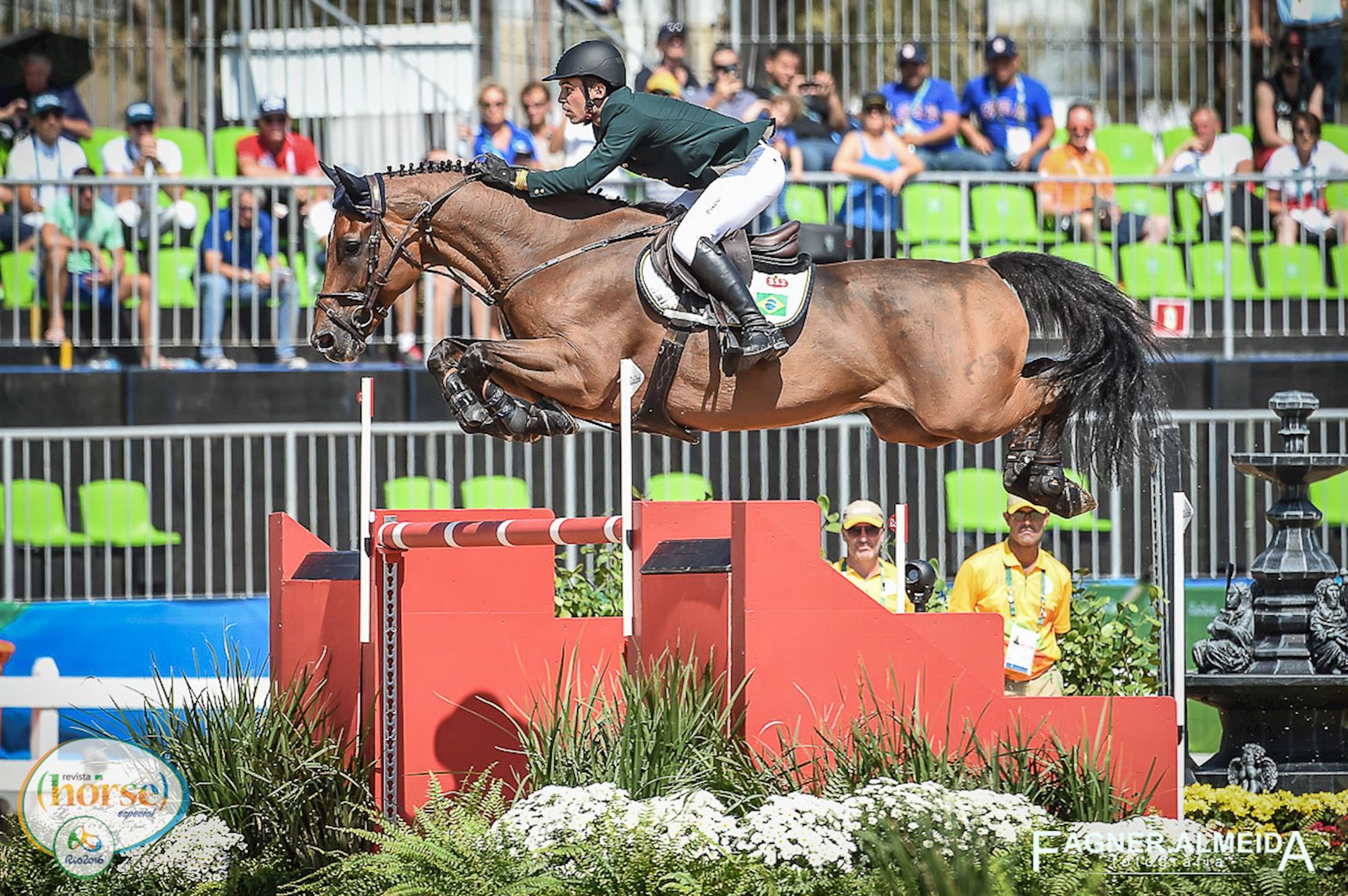 stephan barcha, olimpíada 2016, rio 2016, Pan, Fagner Almeida/Revista Horse
