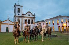 Cavalgada do Sertão ao Mar - Pelos Caminhos da Estrada Real