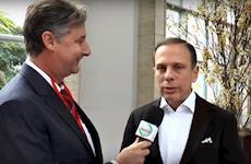 Exclusivo: prefeito João Dória fala à Horse