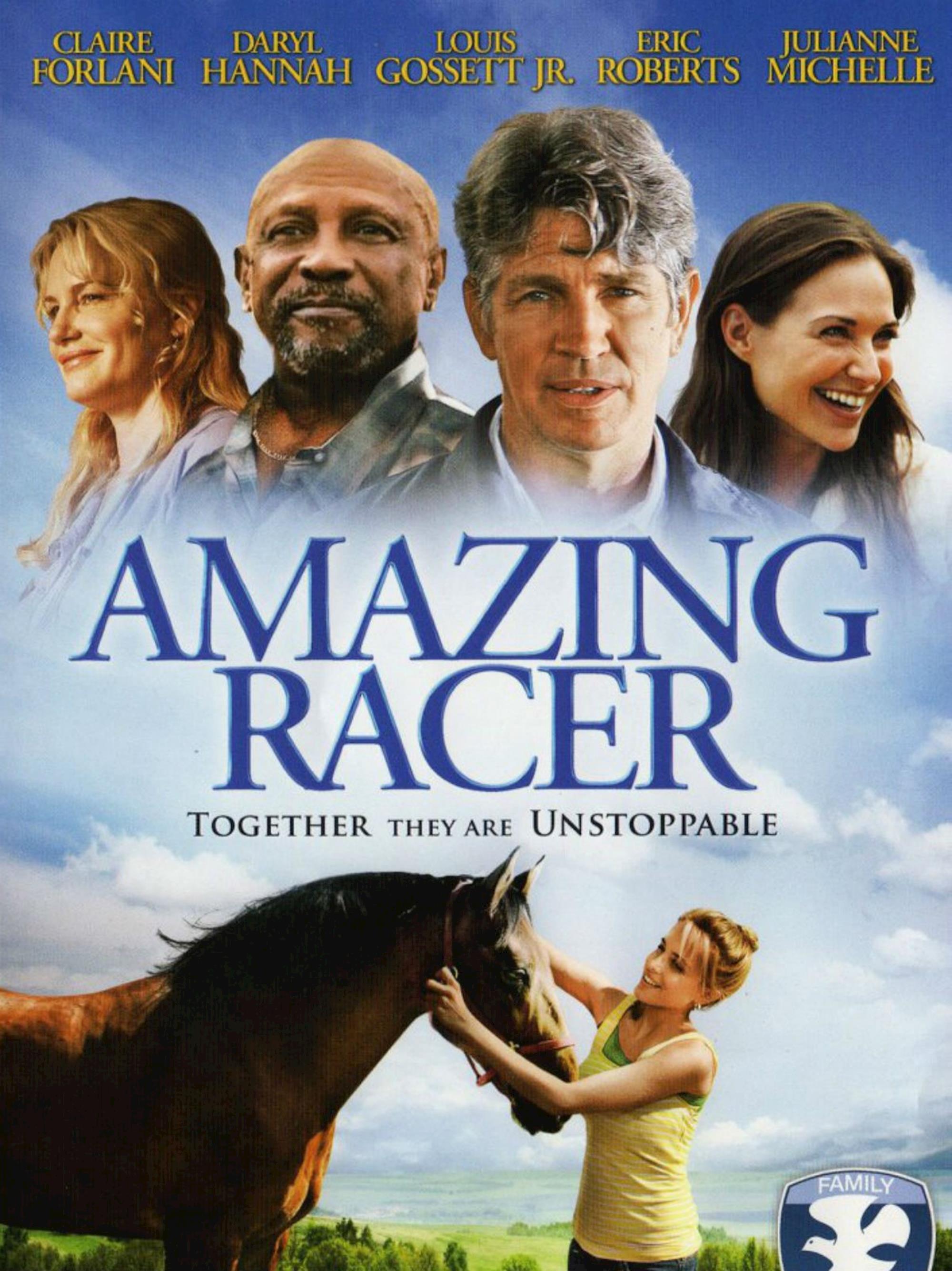 filmes de cavalos, dicas de filmes, Aprendendo a Viver, Amazing Racer,