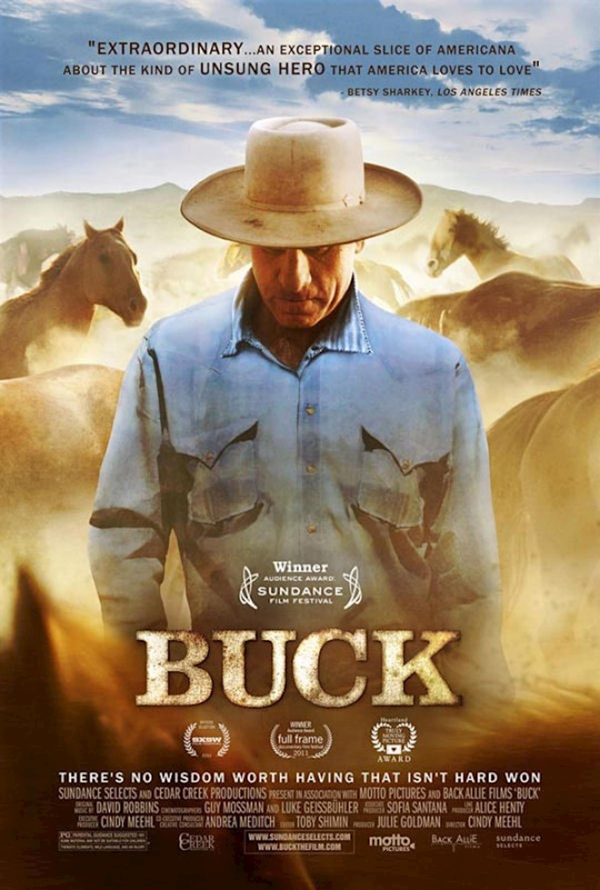 filmes de cavalos,dicas de filmes, Buck,