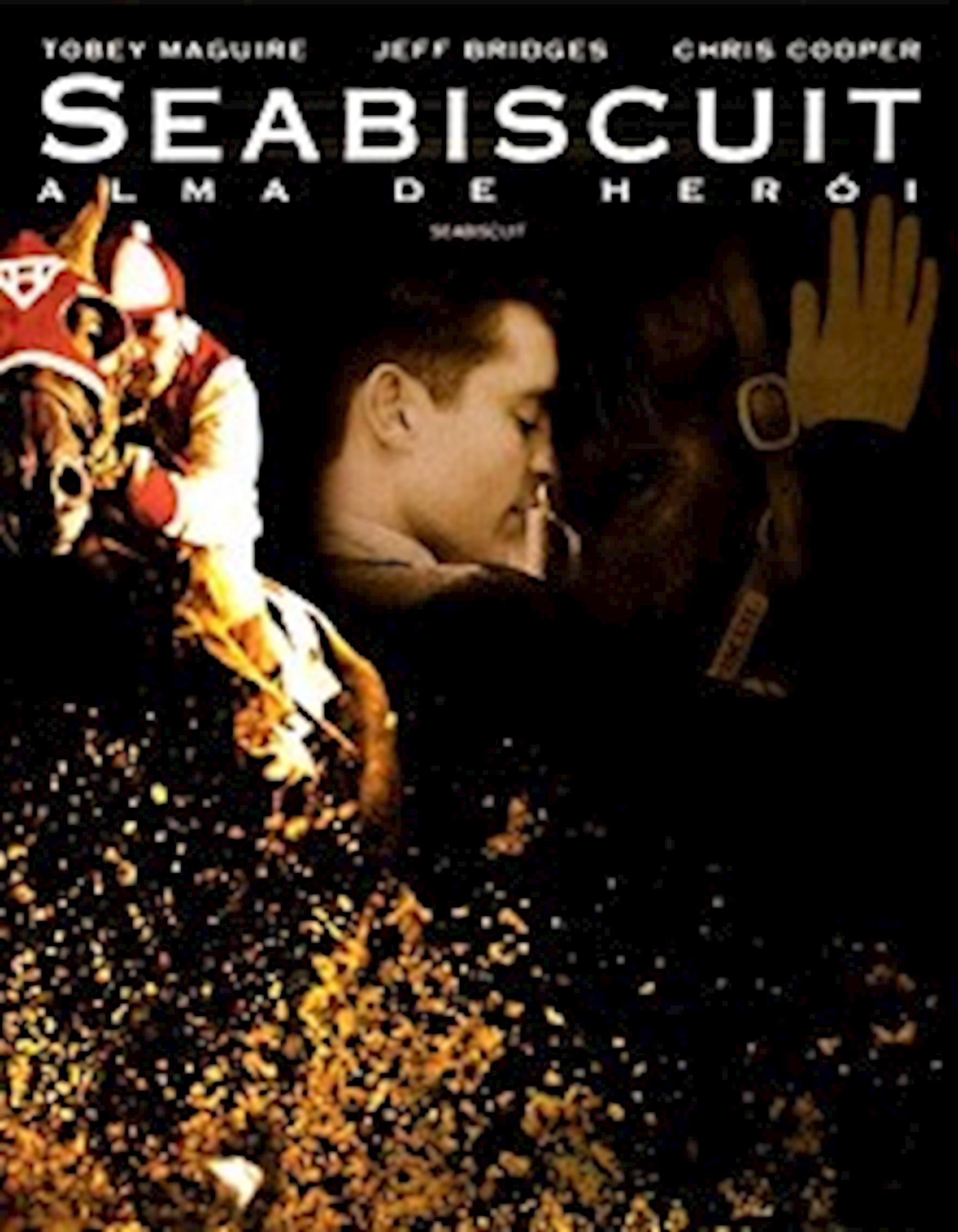 filmes de cavalos, dicas de filmes, Seabiscuit, Alma de Herói,