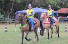 Prova de Marcha no Haras de Atibainha