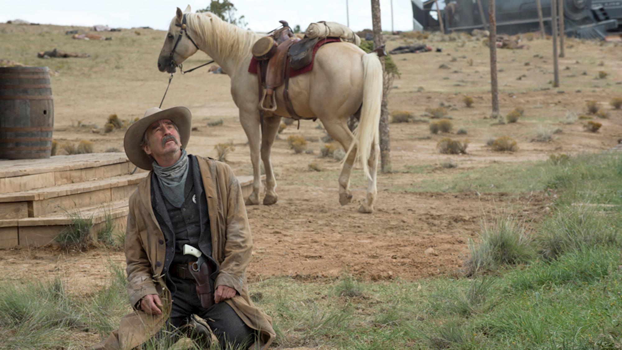godless, filmes de cavalas, diversos, 2017, imprensa,