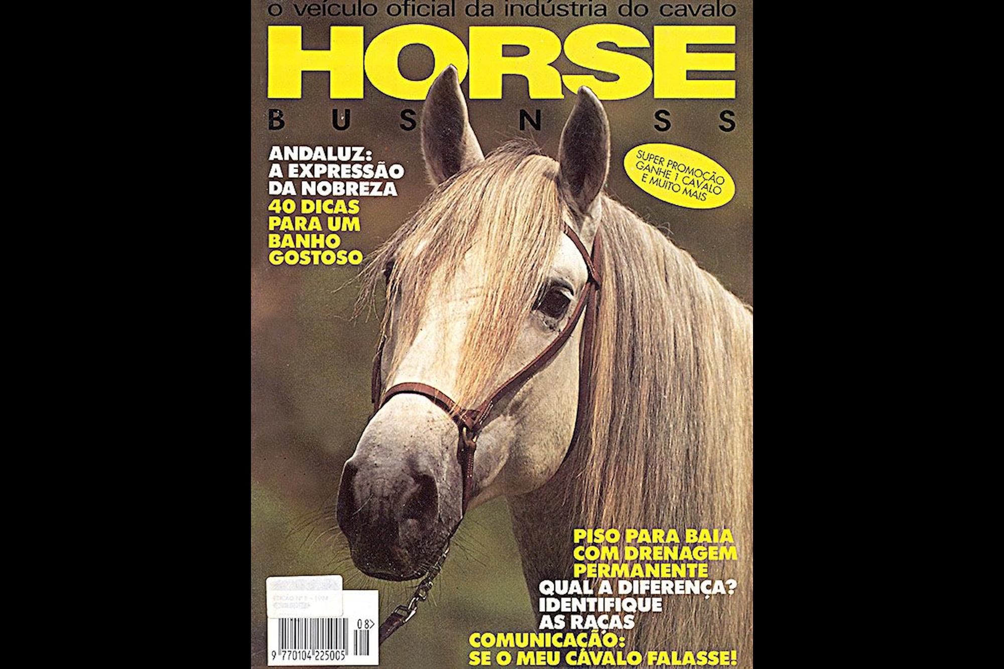 Todas as capas da Horse Business