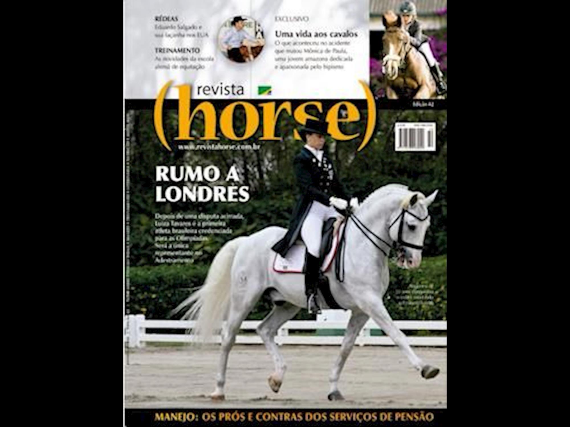 Todas as capas da Horse (parte 2)