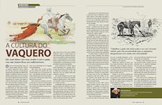 A cultura do vaquero