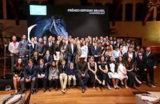 Premiação do Hipismo Brasil 2017