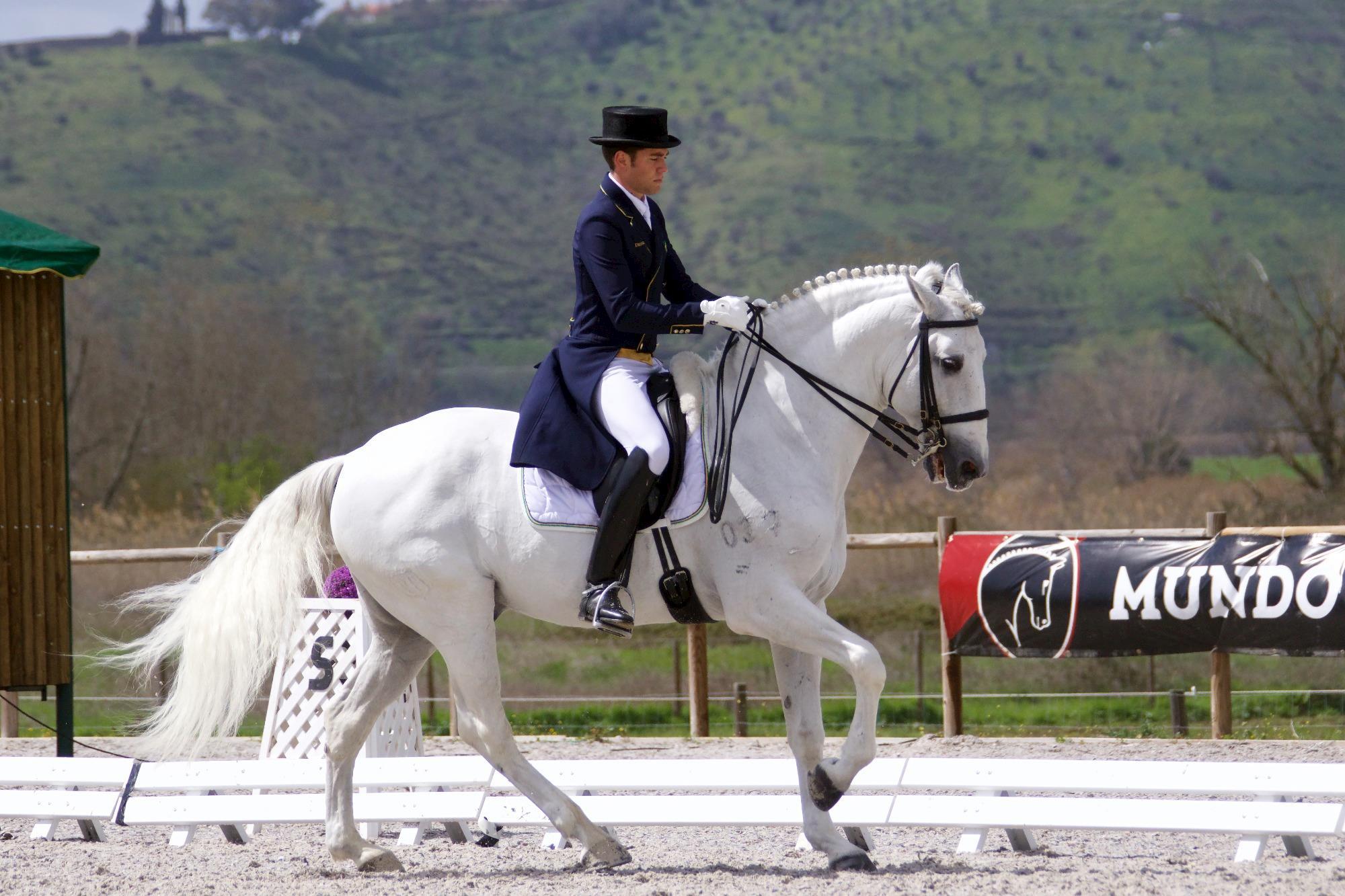 weg 2018, 2018, João Vicor Oliva, dressage, adestramento, Jogos Equestres, Rui Godinho