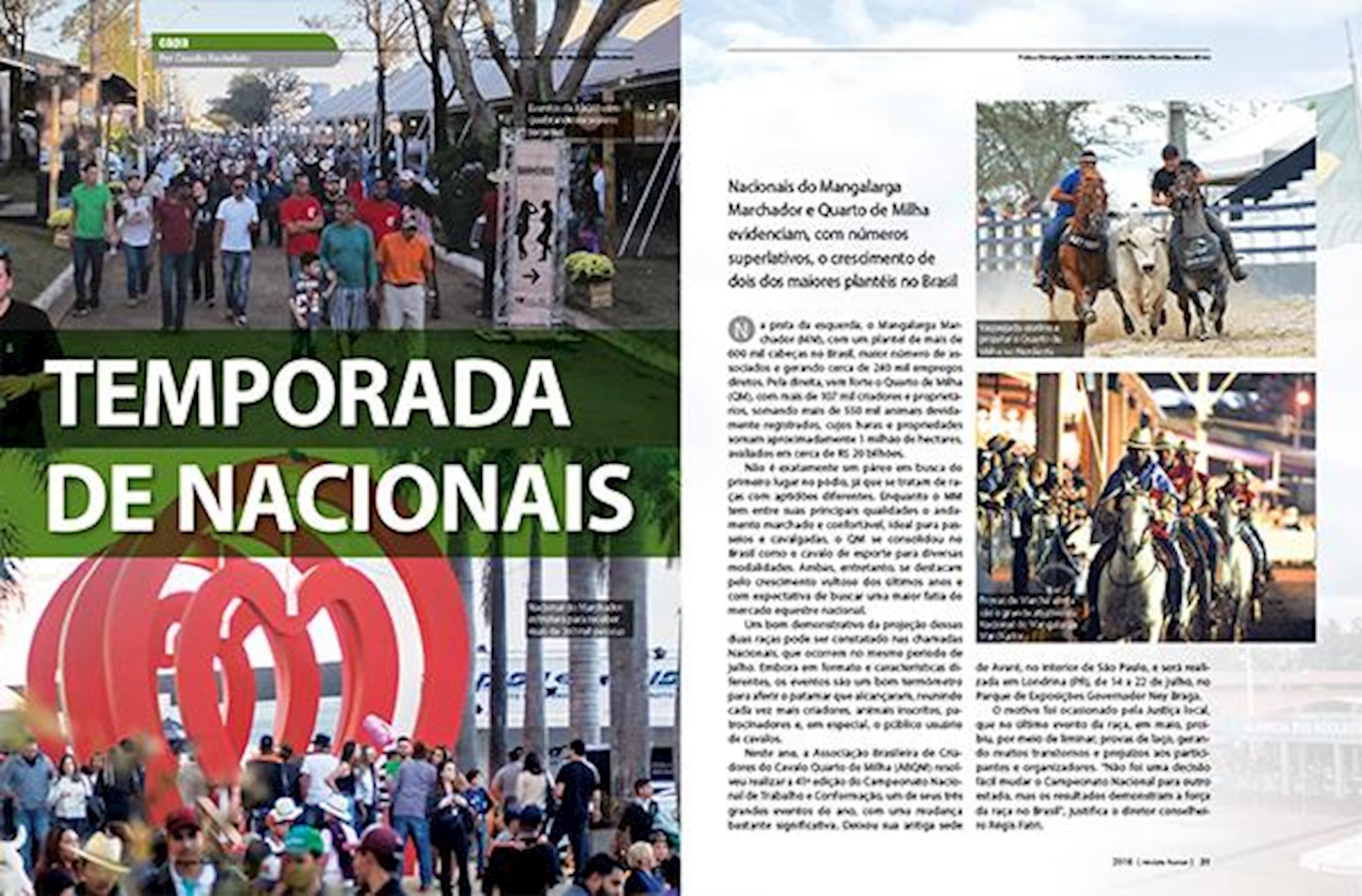 edição 106, Revista Horse,