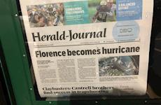 Brasileiros na rota do furacão