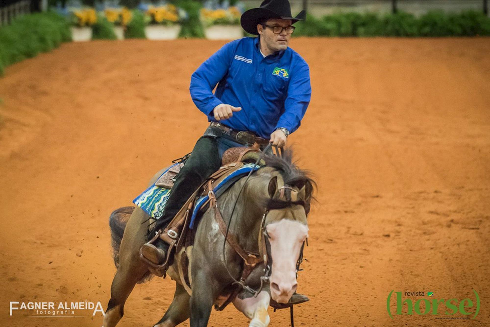 Time Brasil faz resultado inédito em Rédeas,  com o quinto lugar