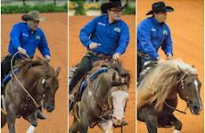 Brasileiros entram em pista para disputa do Individual em Rédeas