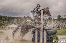 Prova do Cross-Country do CCE é o ponto positivo do Jogos Equestres