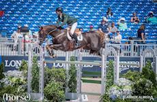 Time do Brasil de Salto começa bem: veja fotos e vídeos exclusivos da Horse