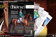 Horse terá divulgação na TV