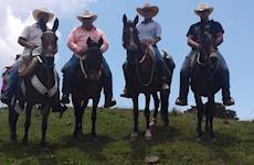 Comitiva colombiana visita Iporá (GO)