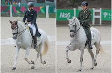 Brasil estreia no Adestramento. Confira fotos e vídeos exclusivos da Horse
