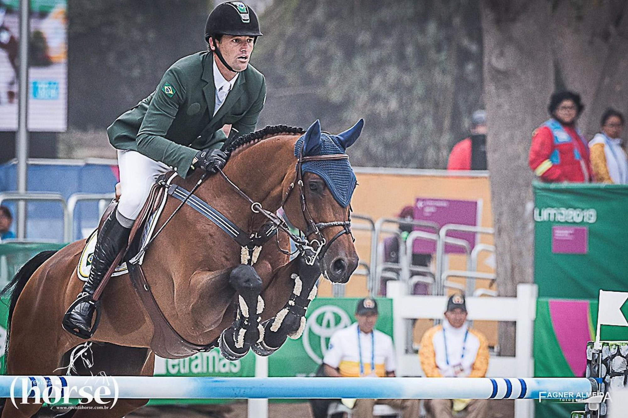 Time Brasil dá grande salto para o pódio e à vaga da Olimpíada de Tóquio