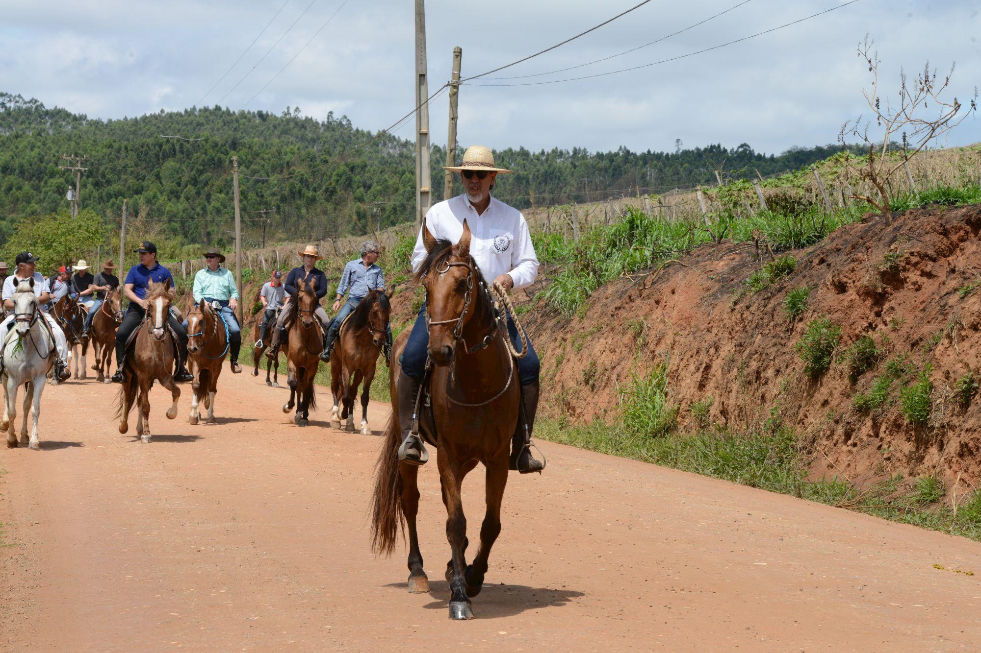 Cavalgada Inspiração da Marcha
