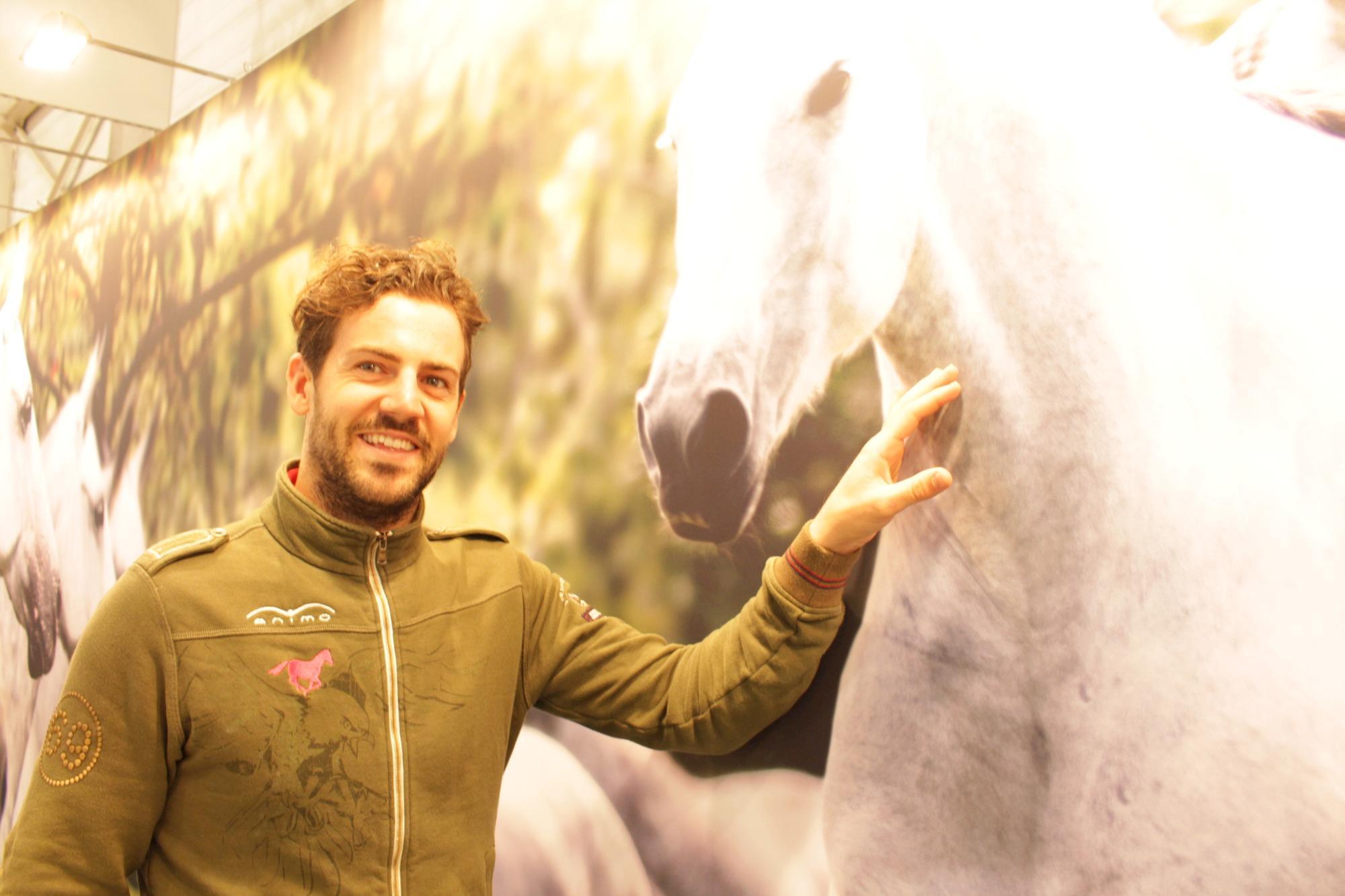 entrevista,  Santi Serra Camps, Equitana, Revista Horse, Hop Top Show, Marcelo Mastrobuono