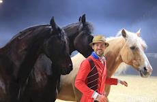 Santi Serra: exclusivo à Horse