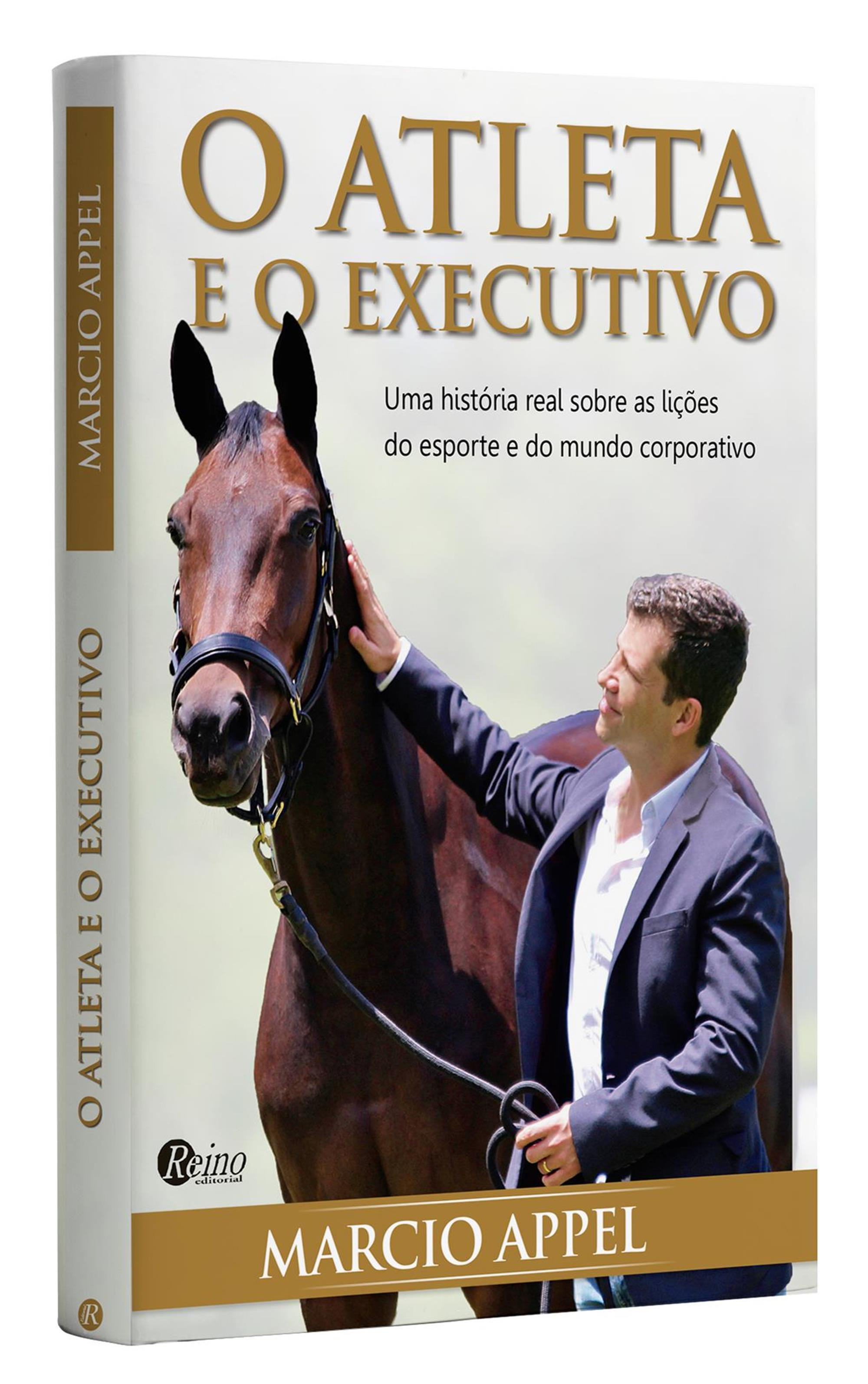 geral, 2020, imprensa, Marcio Appel, O cavaleiro e o executivo, livro, Divulgação