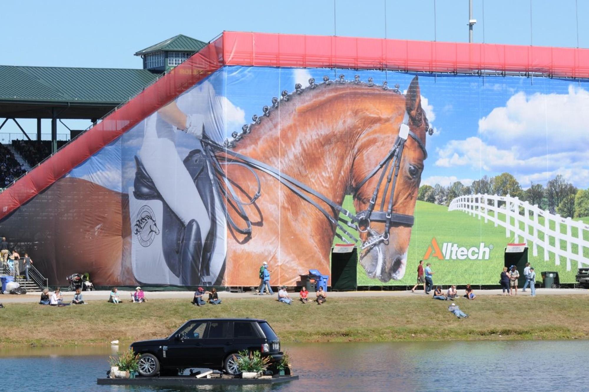 Jogos Equestres Mundiais 2010: U$ 10 milhões em 10 minutos