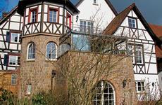 Fachada da casa sede do Gestut Kreiswalde, em Mannhein, internacional 76