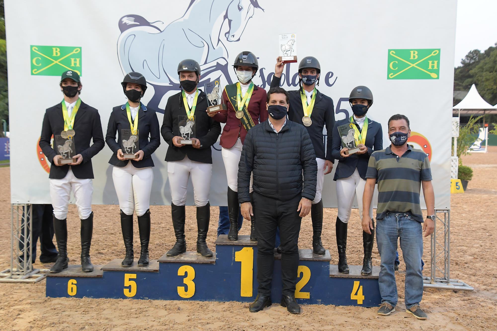 campeonato under 25, CHSA, , Érica Costa