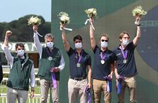 Time Brasil é vice-campeão mundial de Enduro Equestre na Itália
