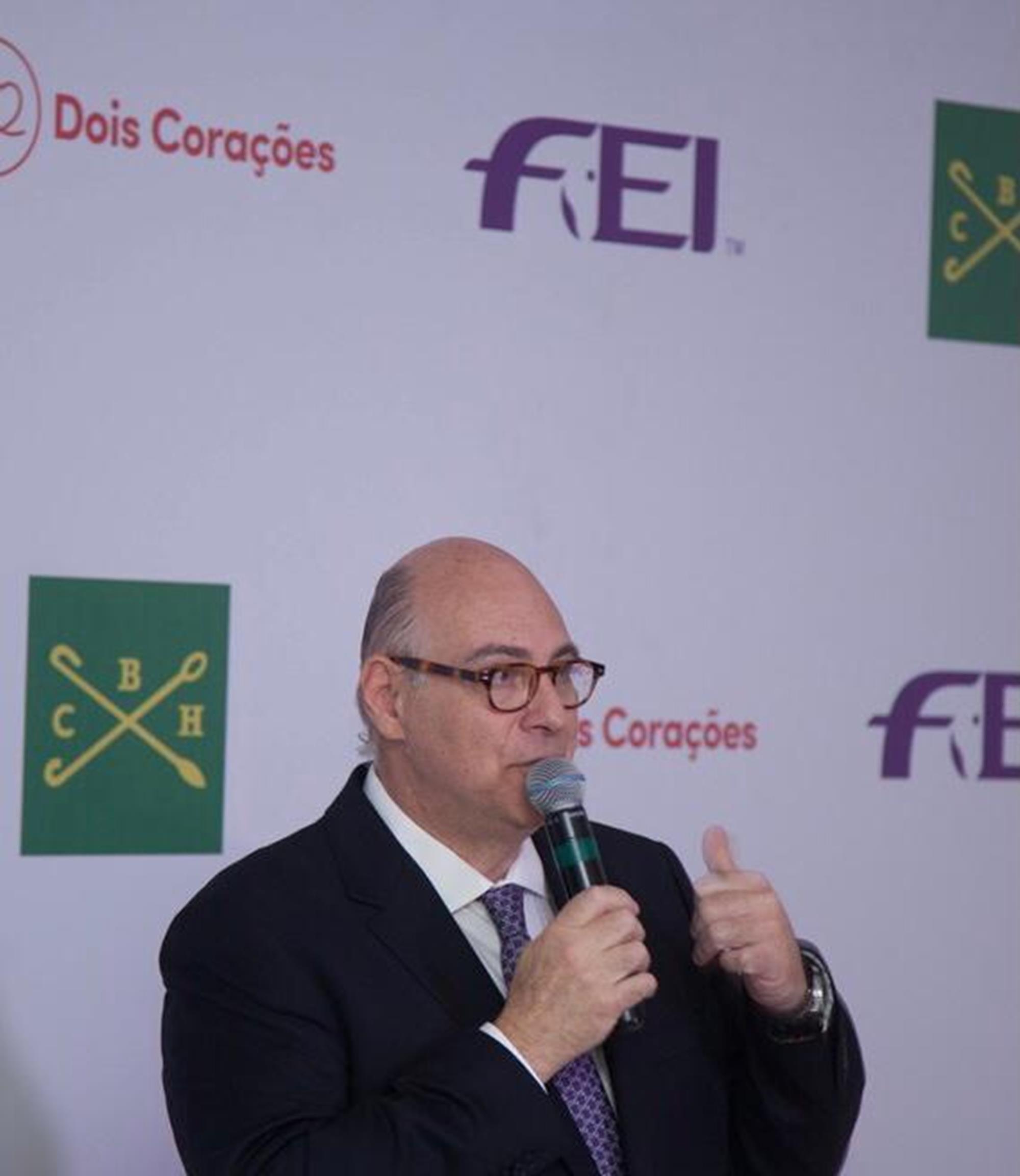 junho/2021, eleição cbh, 2021,Luiz Roberto Giugni, CBH , Arquivo Horse