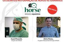 Os desafios na formação de novos veterinários