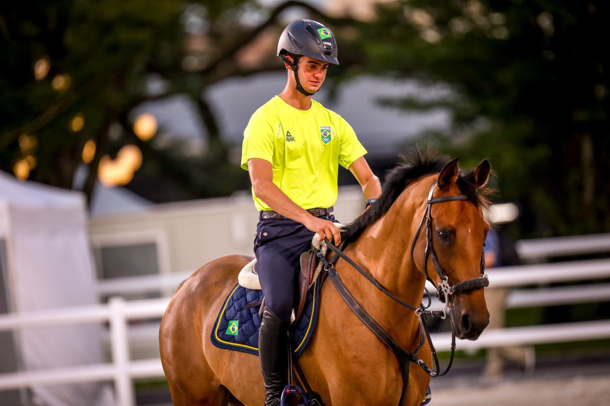 Time de Concurso Completo de Equitação já está pronto para a estreia