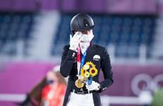 Final individual, final individual, adestramento, tokyo 2021, 2021, imprensa