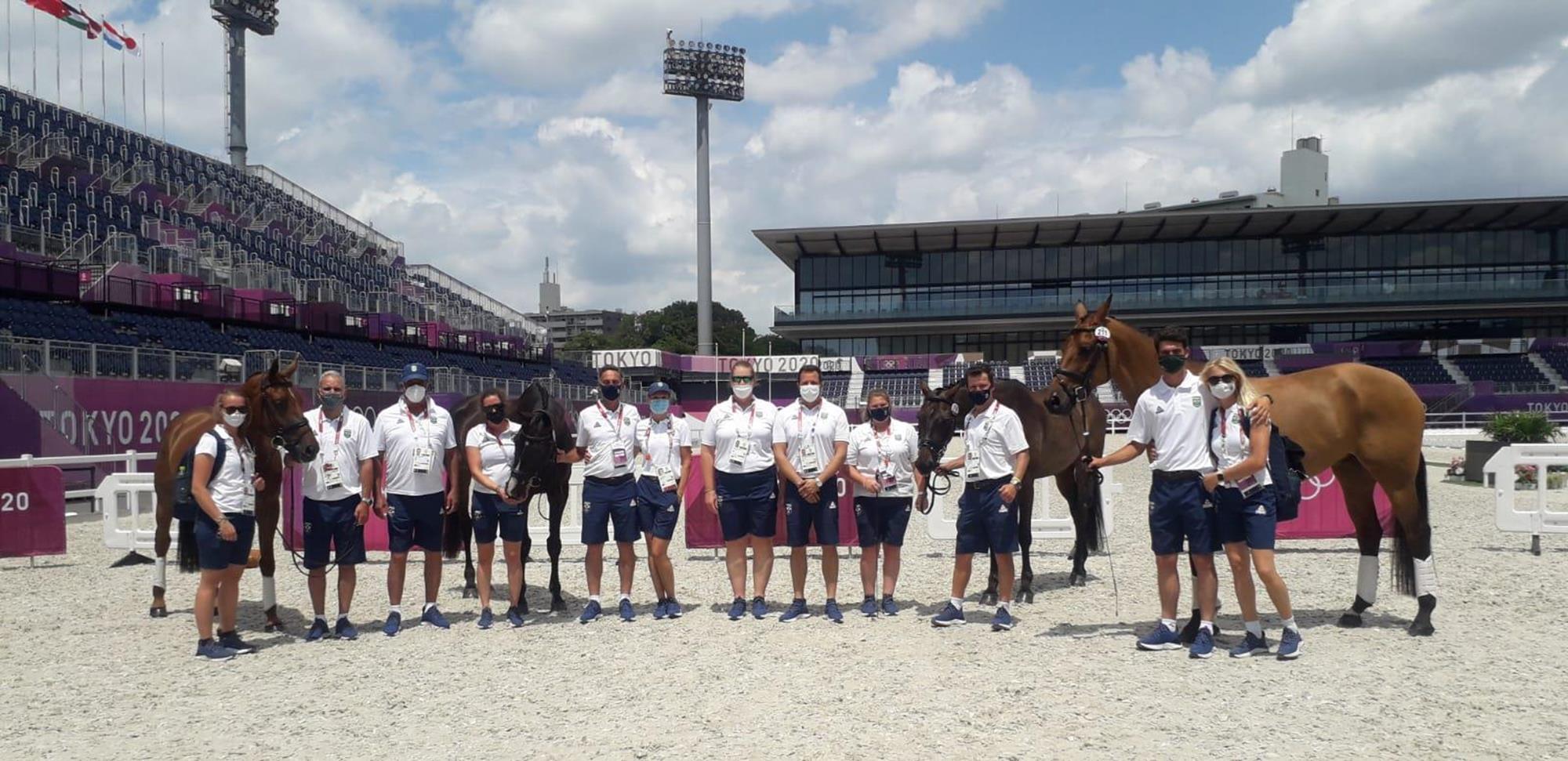 preparativos cce, cce, tokyo 2021, Concurso Completo de Equitação, Divulgação