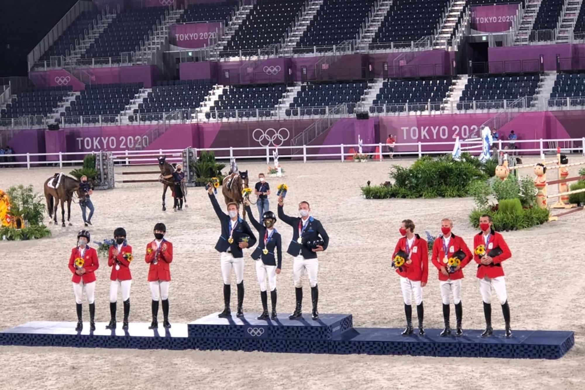 Brasil termina em 6º. Suécia fica com Ouro,  EUA com Prata,  e Bélgica,  Bronze
