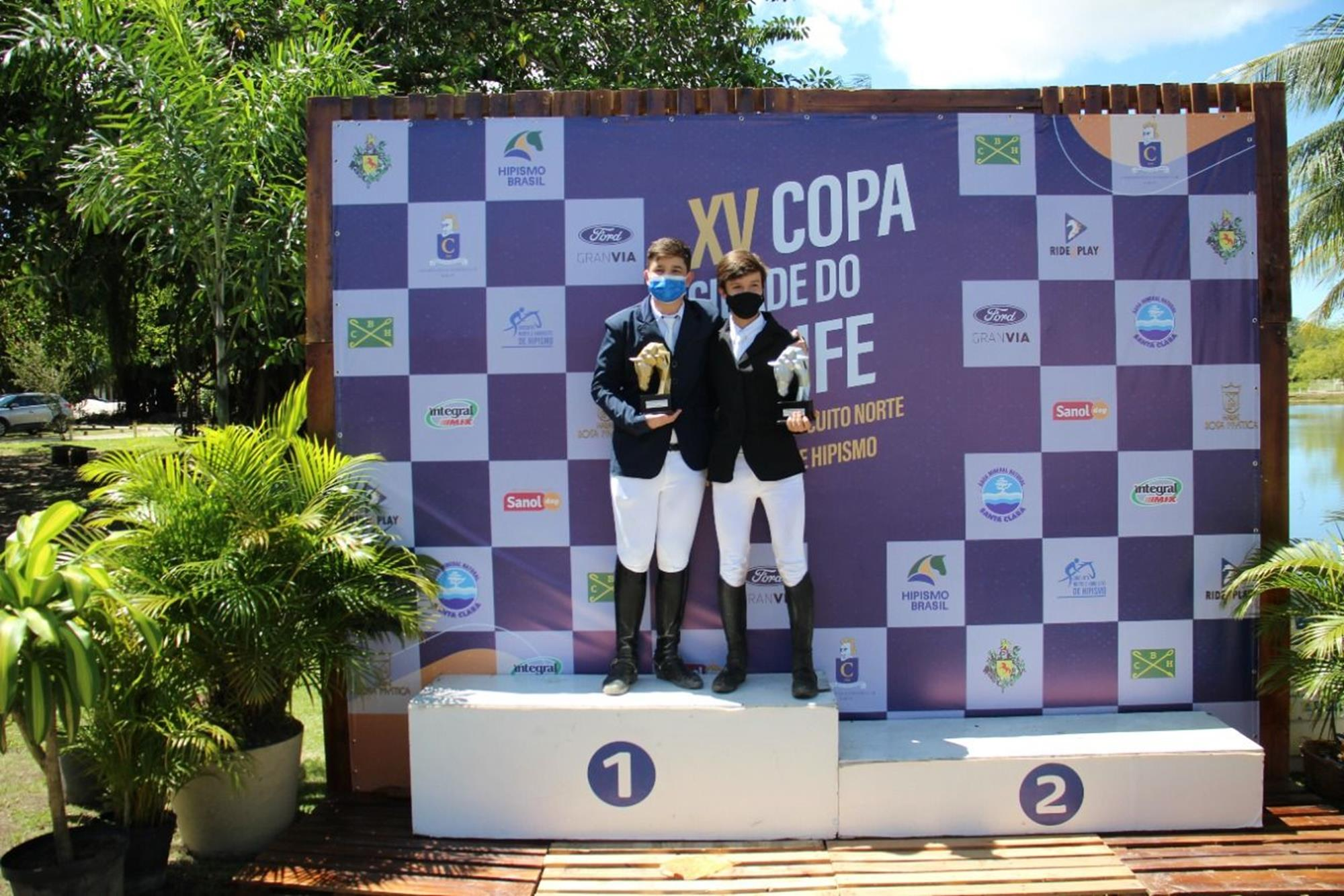 II Etapa do Circuito Norte e Nordeste reúne 180 conjuntos em Recife